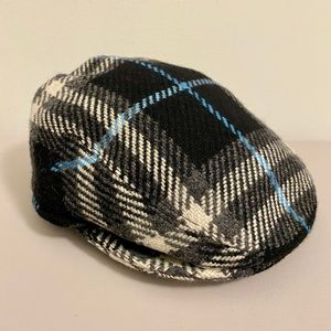 Authentic Burberry wool hat